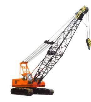 Crane Rental Hire India