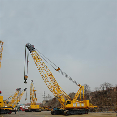 Crawler-Crane-Rental