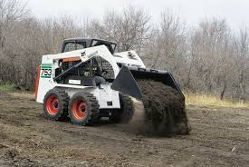 Bobat Skid Steer Loader